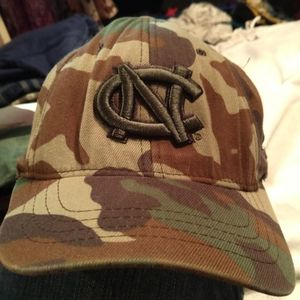 NC fitted hat
